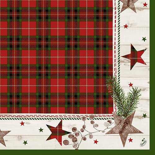 duni servietten 4 lagig naturally christmas kaufen. Black Bedroom Furniture Sets. Home Design Ideas