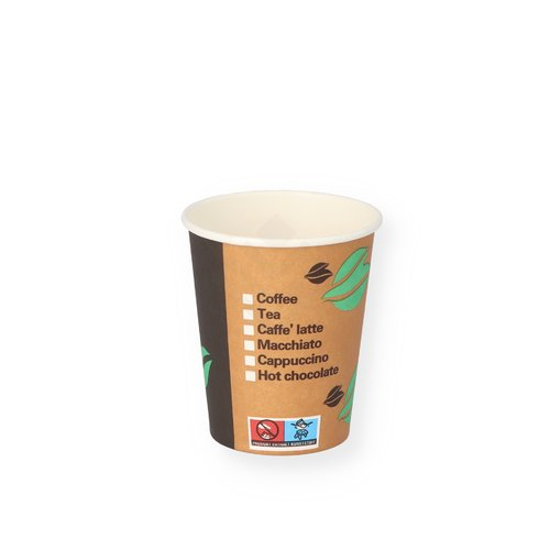 Coffee-To-Go Becher 8oz (200ml) Kaffeebecher